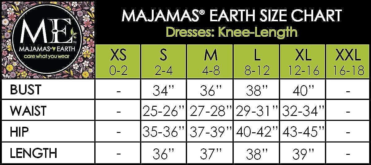 46eb55d9375 Majamas June Dress - Soft Sleeveless Knee Length Maternity Nursing Swing -  Made in The USA at Amazon Women s Clothing store