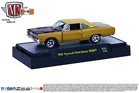 Amazon 40 PLYMOUTH ROAD RUNNER HEMI Detroit Muscle Release Amazing Sewing Machines Plymouth