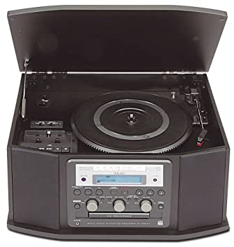 Amazon.com: TEAC gf450 K7 Turntable Grabador de cassette CD ...