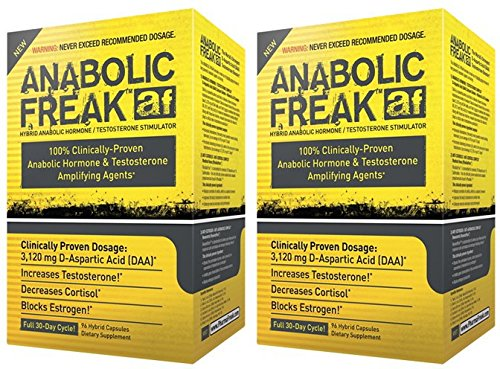 (2 Pack) - Pharma Freak - Anabolic Freak | 96's | 2 PACK BUNDLE by Pharmafreak