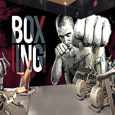 Sproud Foto Personalizados Papel De Pared 3D Gimnasio De Boxeo ...