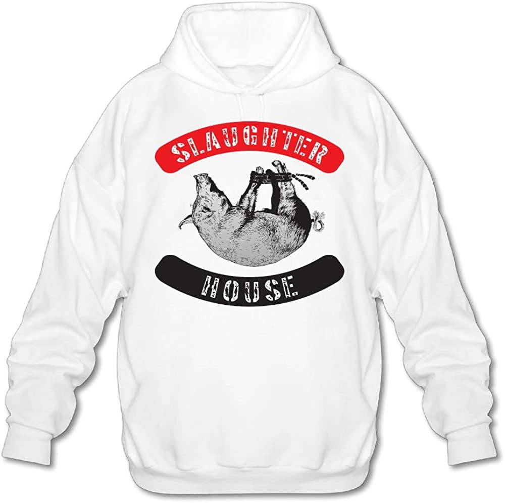Merry Christmas Canoe Mens Printed Hooded Sweatshirt Sweater