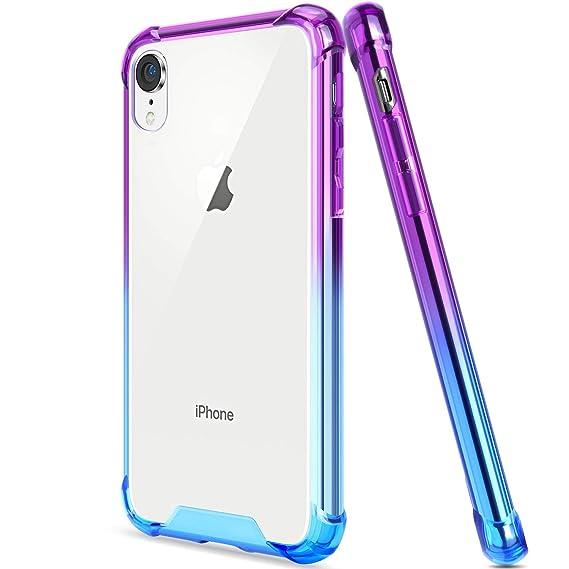 iphone xr phone case blue
