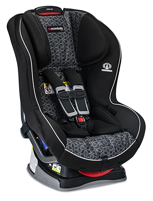 Essentials by Britax Emblem Convertible Car Seat
