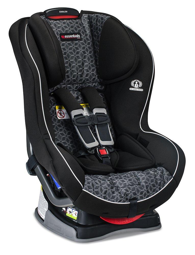 Essentials by Britax Emblem Convertible Car Seat, Fusion