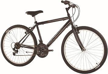 Orbita Deimos Bicicleta, Hombre, Negro, 16