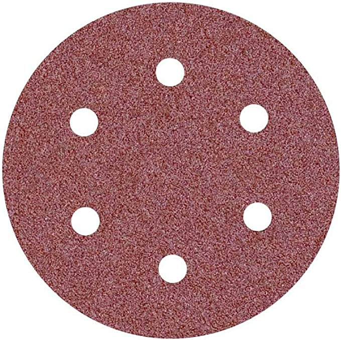 pour ponceuse SBS Lot de 25 disques abrasifs en velcro grain 180,//Ø 225/mm