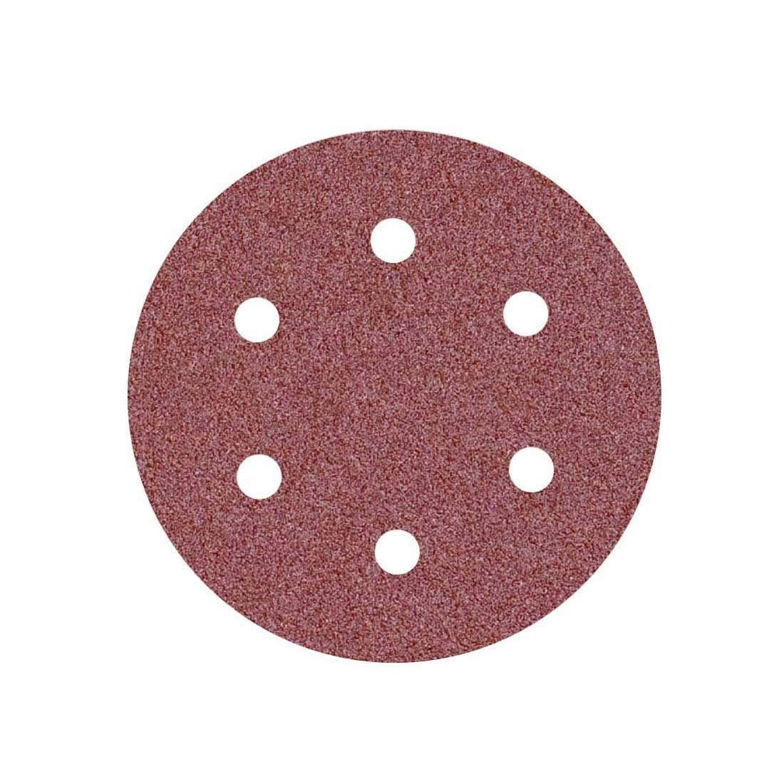 25 MioTools Hook & Loop Sanding Discs for Drywall Sanders Ø 225 mm - Grit 100-6 hole