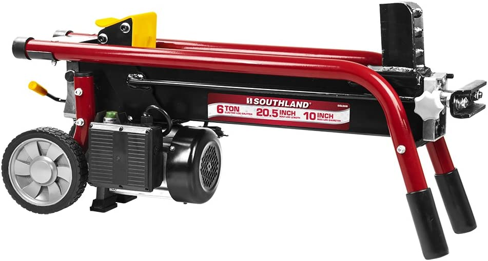 2. Southland Outdoor Power Equipment SELS60 6 Ton Electric Log Splitter