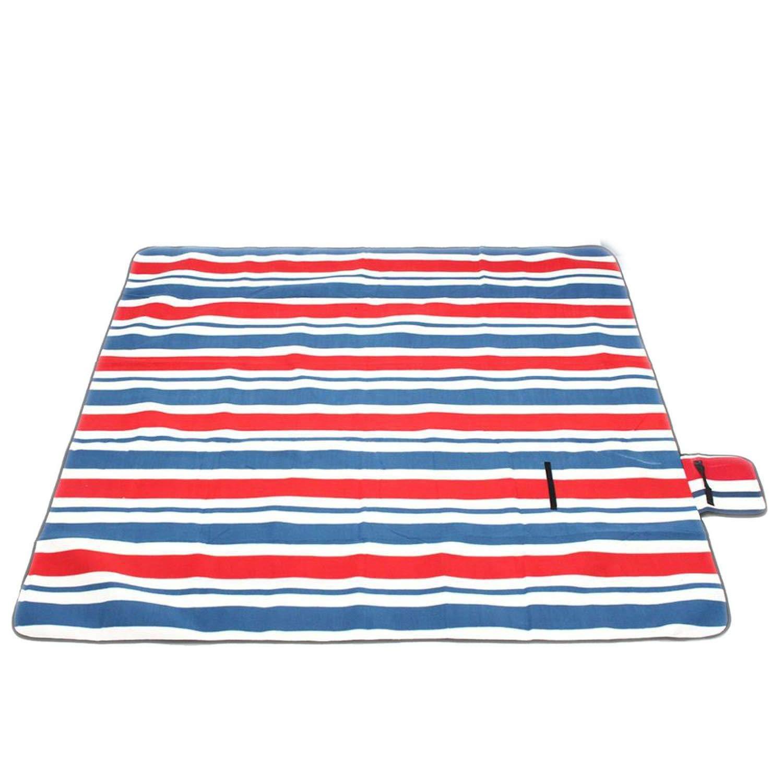 Freedom-only - Tappetino da Picnic, Impermeabile, Pieghevole, per Campeggio, Spiaggia, Campeggio, Escursionismo e Spiaggia