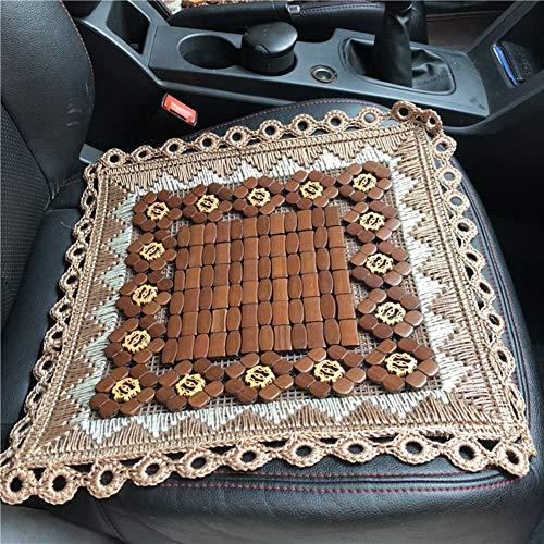 Mgcdd-Car Seat Cushion Cojín de Asiento,Cojín de Verano ...