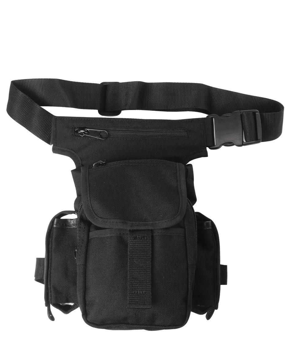 Bolsa cartuchera multiuso, color negro Mil-Tec 6537199 EB10000001174