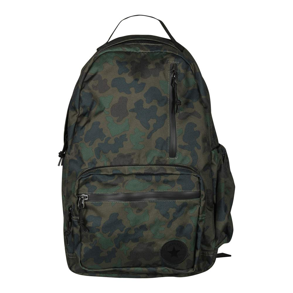 73dd853f03ab Converse Go Backpack - Camo   Converse Black  Amazon.co.uk  Shoes   Bags