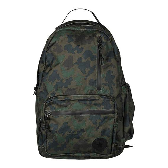 e48b3464f6 Converse Go Backpack - Camo / Converse Black: Amazon.fr: Vêtements et  accessoires