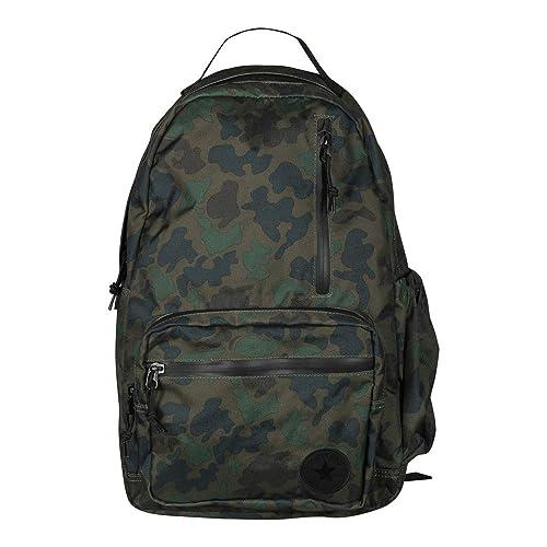 86664168f5 Converse Go Backpack - Camo   Converse Black  Amazon.co.uk  Shoes   Bags