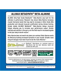 ALLMax Nutrition Beta Alanine – -14 oz