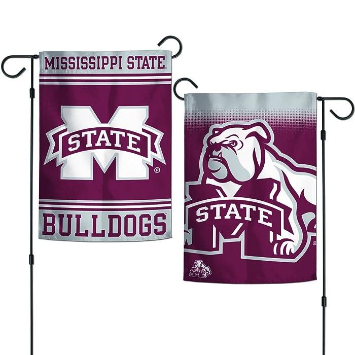 The Best Mississippi State Garden Flag