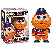 $24 » Funko Pop - NHL 07 Youppi Montreal Canadiens Mascot Vinyl Figure Exclusive