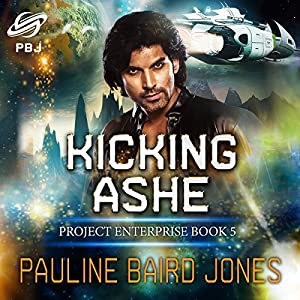 Kicking Ashe Audiobook