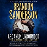 by Brandon Sanderson (Author), Michael Kramer (Narrator), Kate Reading (Narrator), Macmillan Audio (Publisher) (27)  Buy new: $48.99$41.95