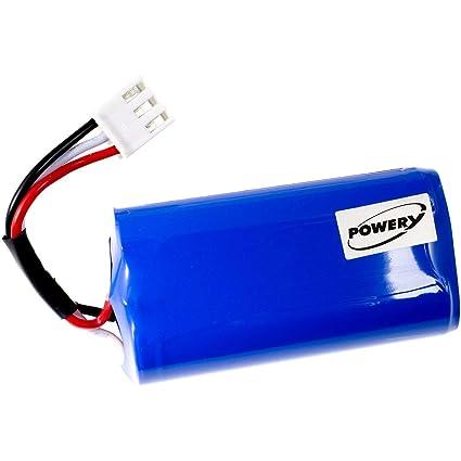 akku-net Batería para Robot Aspirador Philips fc8700, 12,8 V, ion