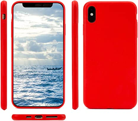 Ultra Slim Silicone Gel Rubber Bumper Case Hard Shell Shockproof Protective Cover Compatible with iPhone 11 and Airpods FunDiscount 2 in 1 Case Compatible with iPhone 11 and Airpods Black