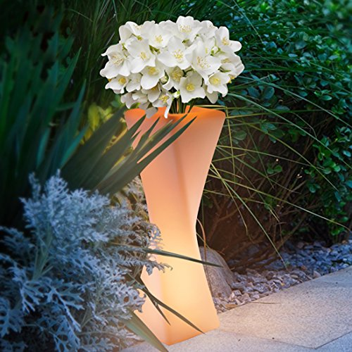 Outdoor Pots With Lights in US - 9
