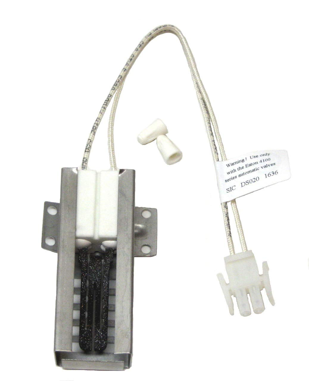 WB13K21 GE Compatible Replacement Oven Range Flat Igniter Norton 501A 229C5216P001 Ignitor