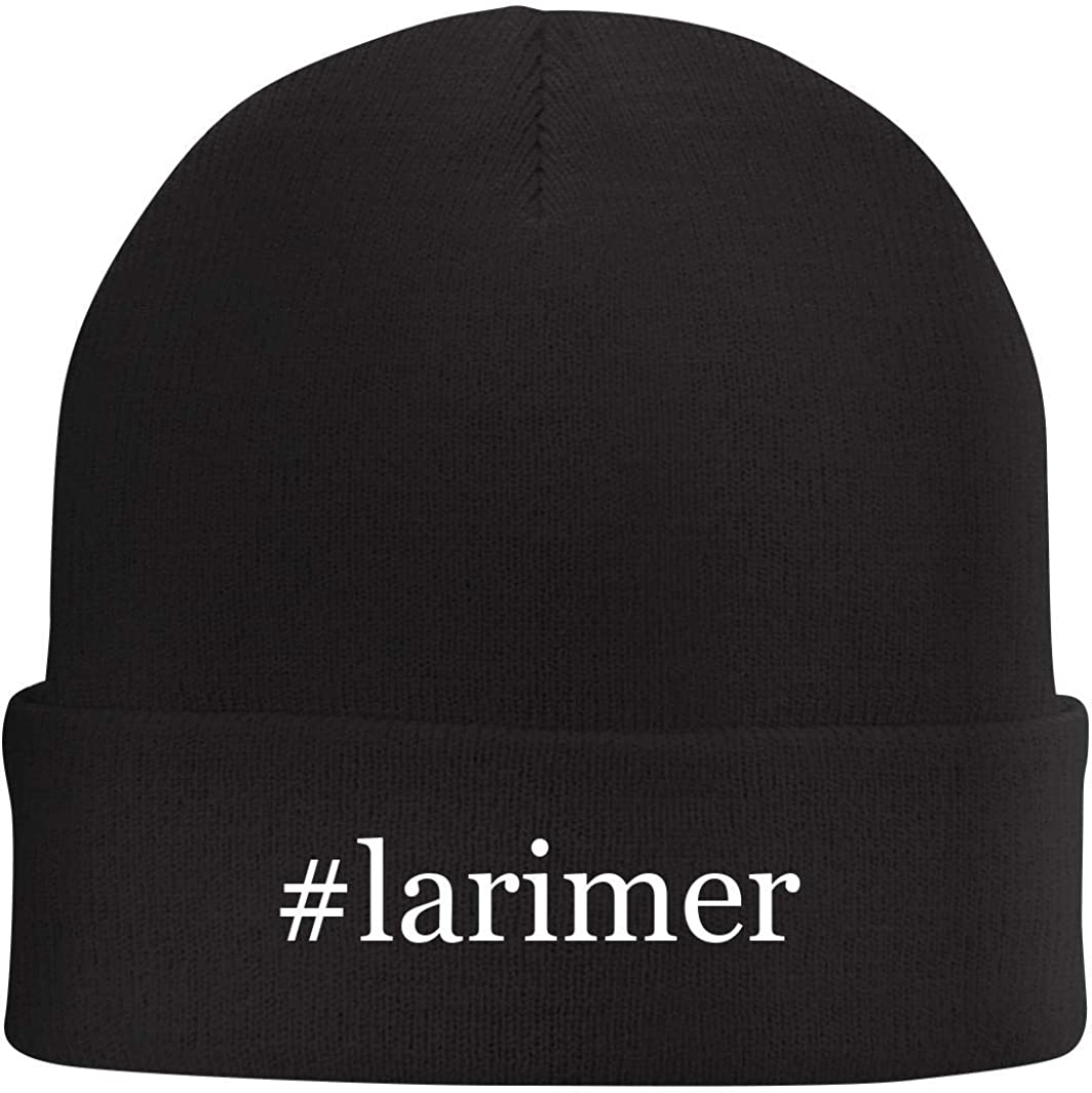 Tracy Gifts #Larimer - Hashtag Beanie Skull Cap with Fleece Liner