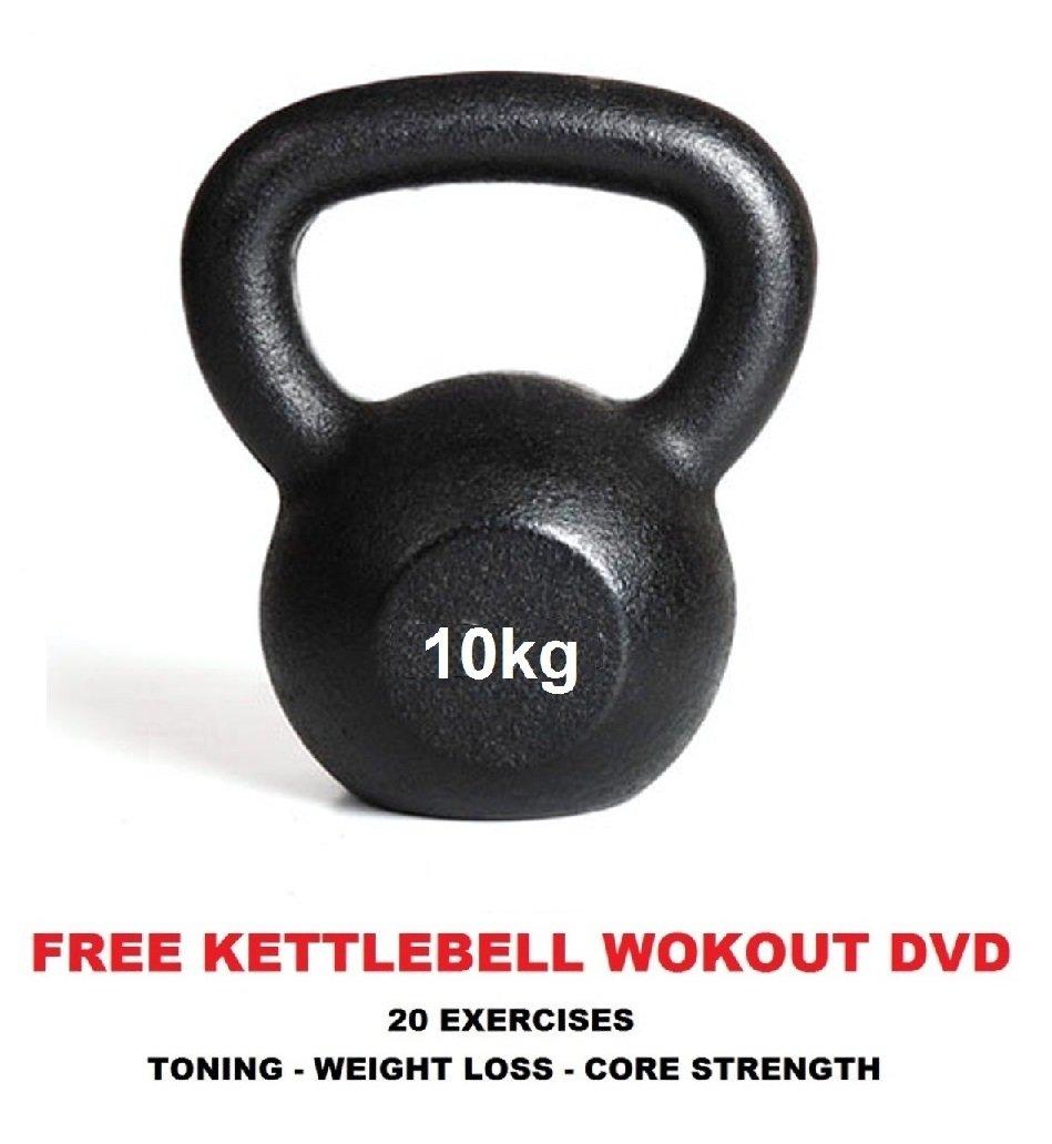 Kettlebell 10 kg Cast Kettlebell