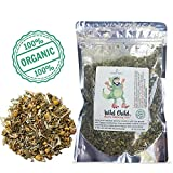 Modest Earth Wild Child Tea | 100% ORGANIC Kid's Calming Herbal Remedy | NATURAL SLEEP AID | Hyperactivity, Restlessness & Anxiety Relief for Babies, Toddlers & Children | 48+ SERVINGS (2.13 OZ)