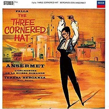 ファリャ:バレエ「三角帽子」、「恋は魔術師」、他