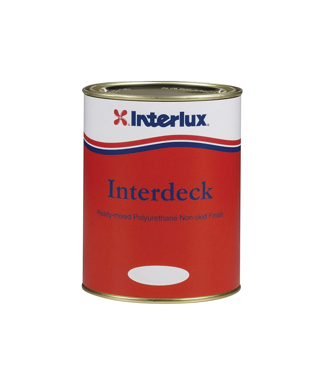 3. Interlux YJB000/QT Interdeck Slip-Resistant Deck Paint