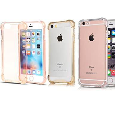 iPhone 6S caso claro TPU casehq tienda a prueba de golpes ...