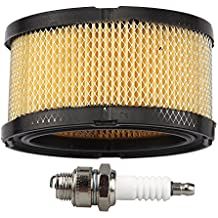 Anzac 33268 Paper Air filter with Spark plug for Tecumseh HM70 HM80 TVM195 VM80 HM100 H80 HXL840