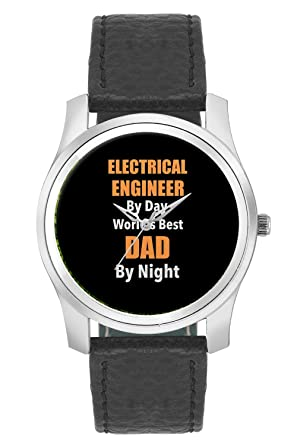 ccb5ef396462 Buy BigOwl Electrical Engineer By day World s Best Dad By Night ...