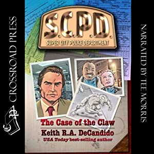 The Case of the Claw Audiobook