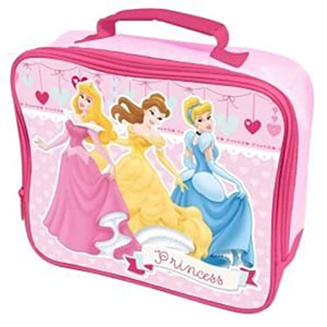 d59ca3bdf36 Image Unavailable. Image not available for. Colour  Disney Princess  Insulated Lunch Bag