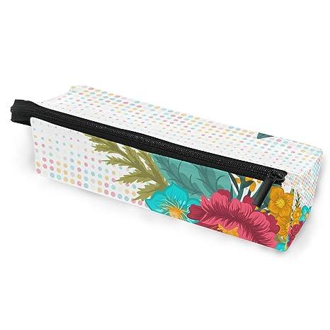 Amazon.com: Estuche para lápices de gran capacidad, bolsa de ...