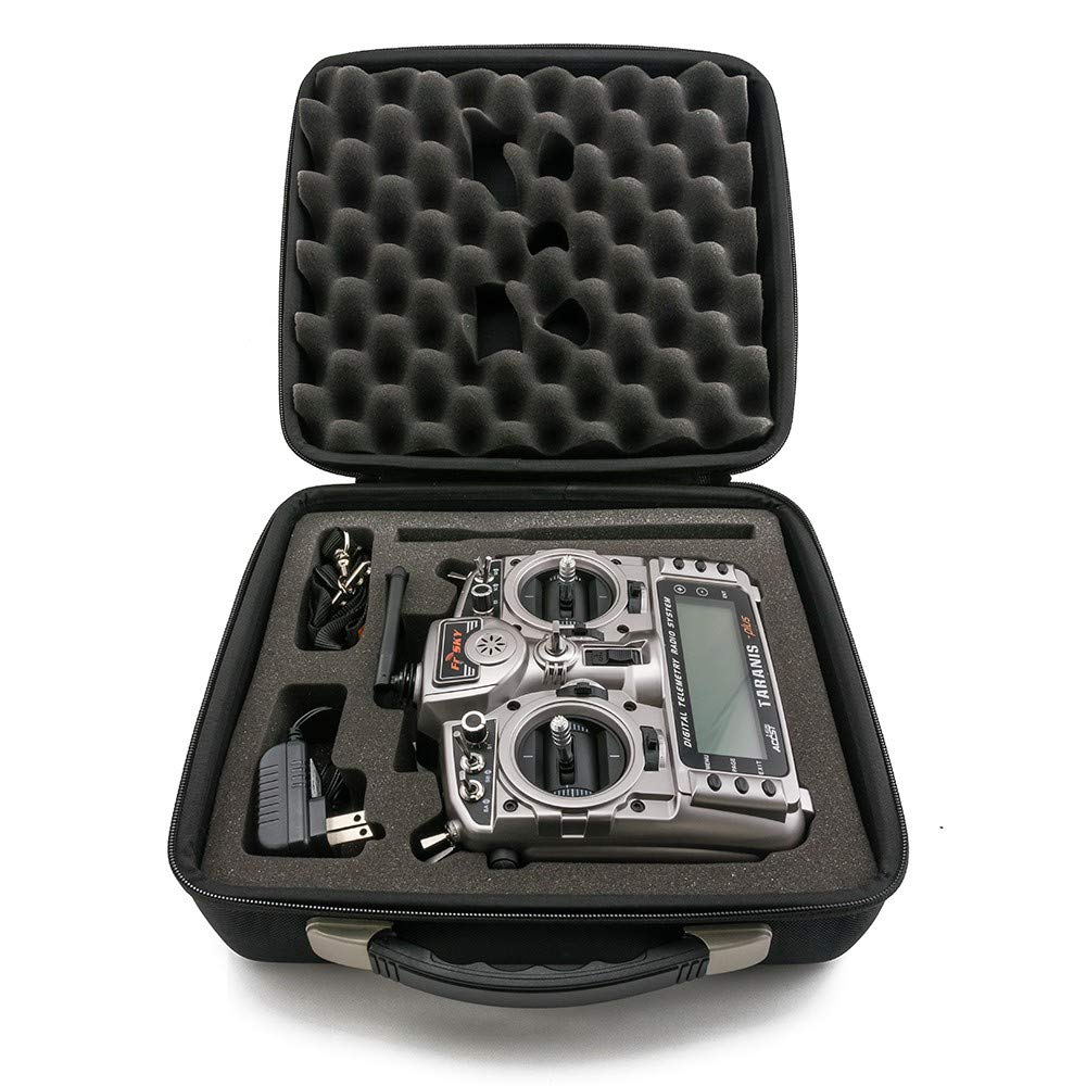 FrSKY 2.4GHz Taranis X9D PLUS Digital Transmitter Radio in Soft case EU-LBT
