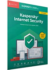 Kaspersky Internet Security 2019 Upgrade | 3 Geräte | 1 Jahr | Windows/Mac/Android | FFP | Download
