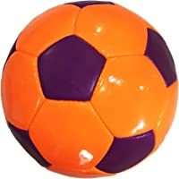 Dee Mannequin Orange and Purple Football - Size: 5, Diameter: 21 cm