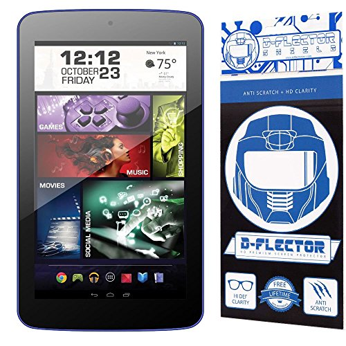 DFlectorshield Screen Protector for the Visual Land Prestige Pro 7DS 7
