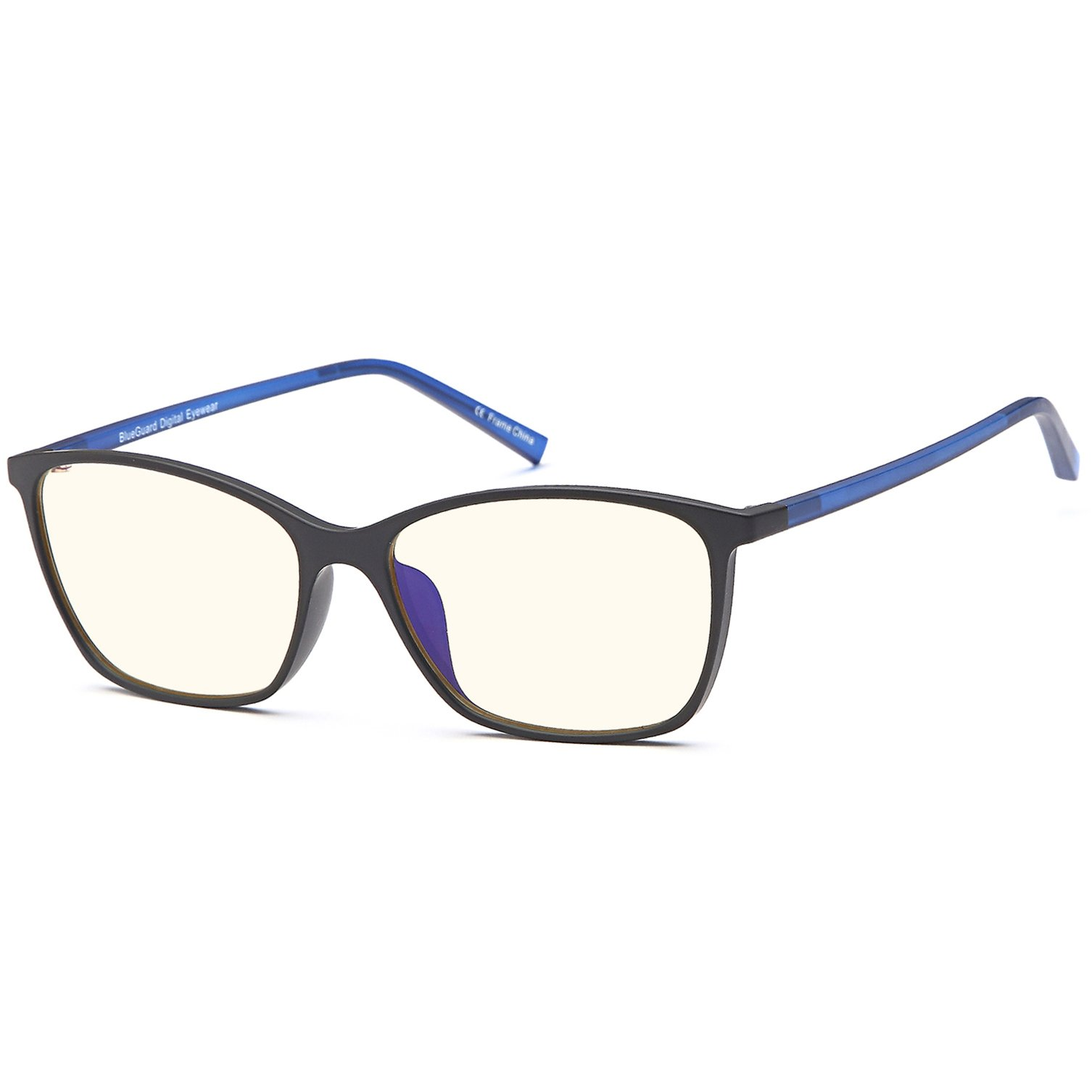 TRUST OPTICS Updated Anti Glare Blue Light Eyestrain Computer Glasses by TRUST OPTICS