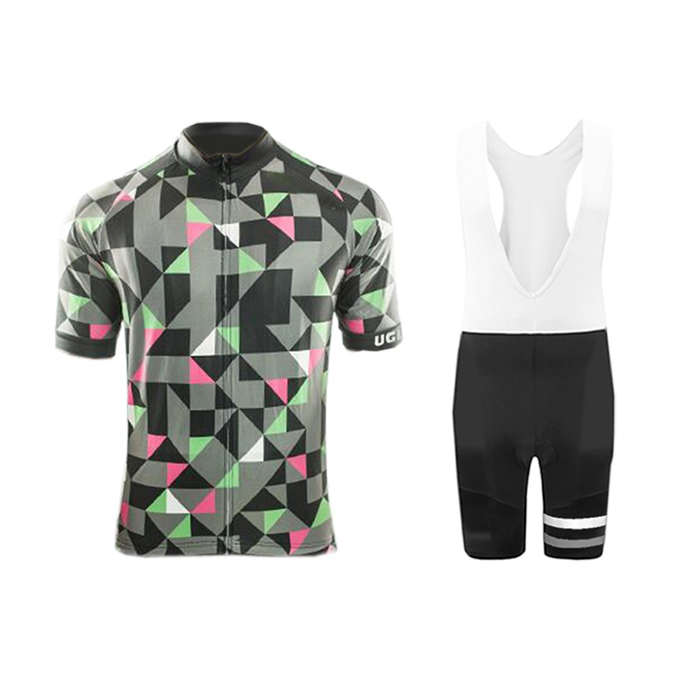 Uglyfrog 2017夏メンズ半袖サイクリングジャージーRoad Bike Clothing dxhb10 B072NYWTWF  C6 Size XX-Large