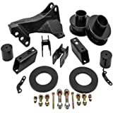 """Readylift 66-2726 2.5"""" Leveling Kit with Track Bar Relocation Bracket for 2011-2020 Ford Super Duty F250 and F350 4WD trucks"""