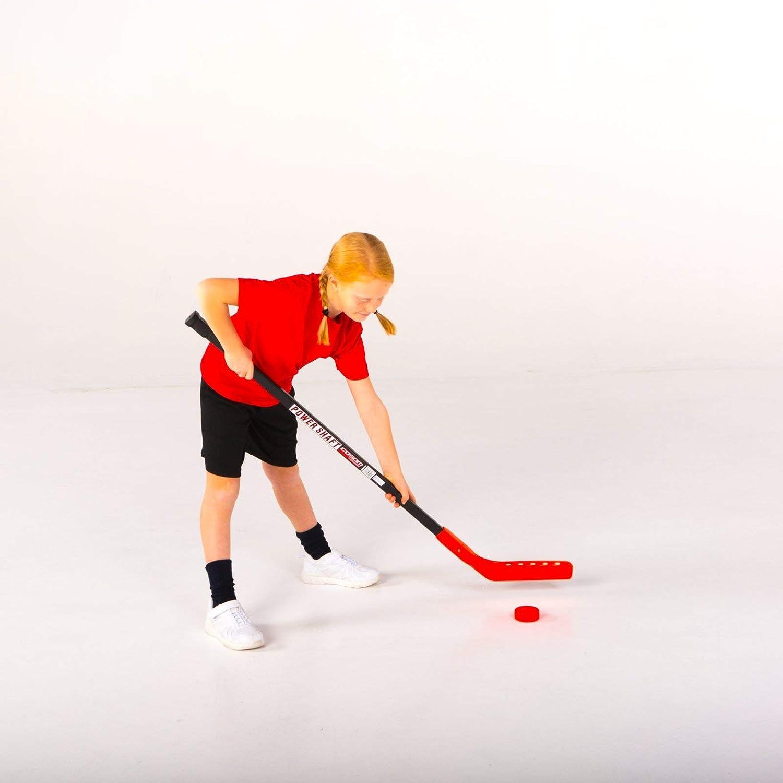 Built to Last High School Physical Education Equipment Plastic Hockey Equipment for Practice and Training Cramer Cosom 42 Inch Senior Hockey Stick for Floor Hockey and Street Hockey Renewed