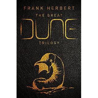 The Great Dune Trilogy: Dune, Dune Messiah, Children of Dune (GollanczF.) Book