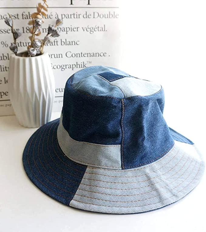 Details about  /Straw Sun Hat Wide Brim Vintage Bucket Handbag Eyelet Neiman Marcus Fashion Lady
