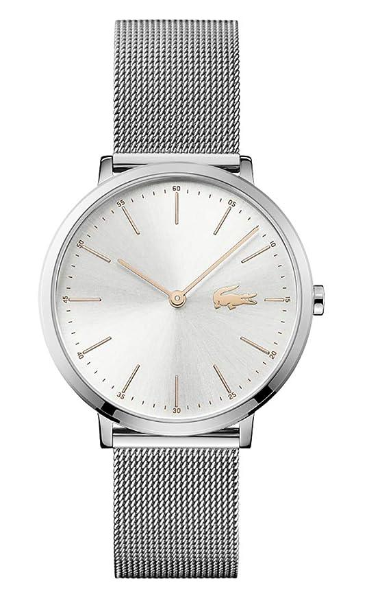 Lacoste 2000987 - Reloj analógico de pulsera para mujer: Amazon.es: Relojes